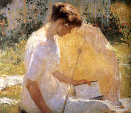The Reader, 1910