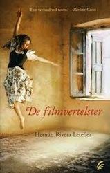 Cover De filmvertelster